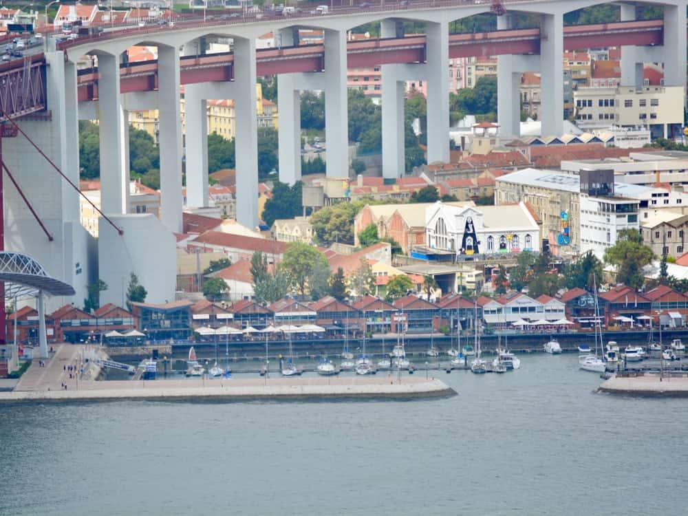 Докаш в Лиссабоне