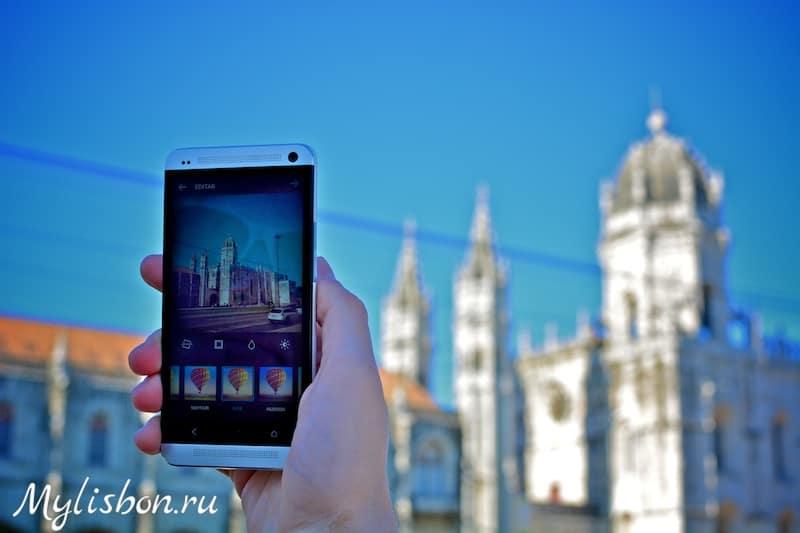 Мобильная связь в Лиссабоне