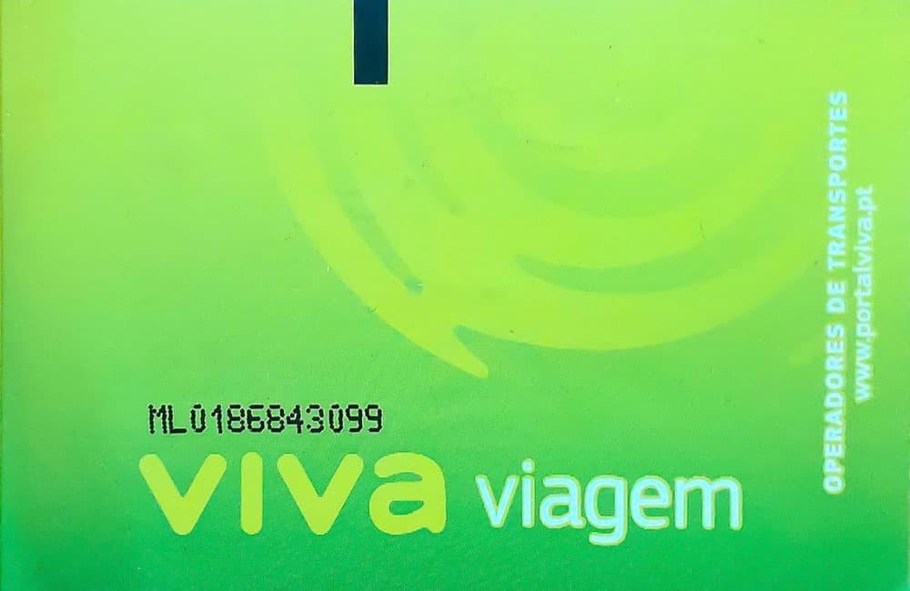 Транспорт Лиссабона (транспортная карта Viva Viagem)