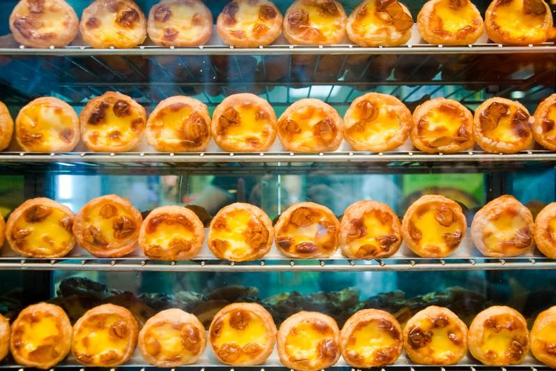 Португальское пироженое Паштел де ната (Pastel de nata)