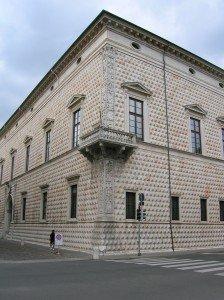 Palazzo dei Diamanti в Вероне