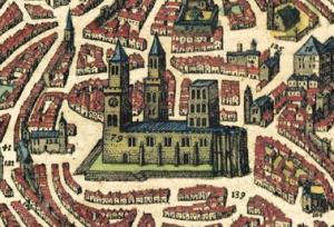 Sé de Lisboa -1598