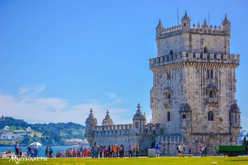 Башня Белем (Белень) в Лиссабоне