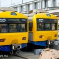 Забастовка сотрудников Железных дорог Португалии