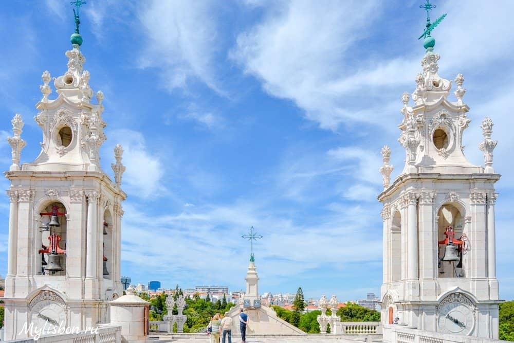 Базилика да Эштрела в Лиссабоне