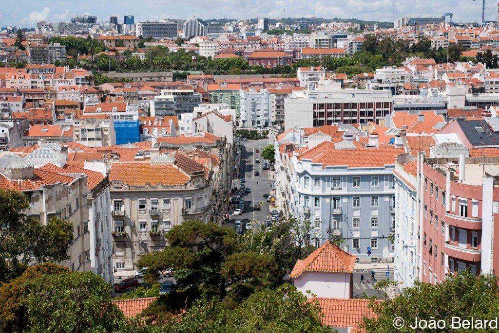 Монте Агудо в Лиссабоне