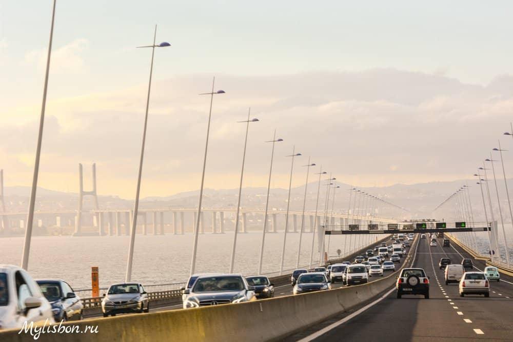Мост Васко да Гама