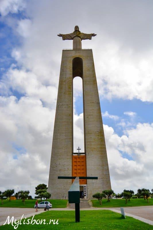 Кришту Рей в Лиссабоне (статуя Христа)