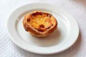 Пирожное Паштел де Ната