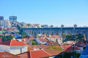 Лиссабонский Акведук Агуаш Ливреш