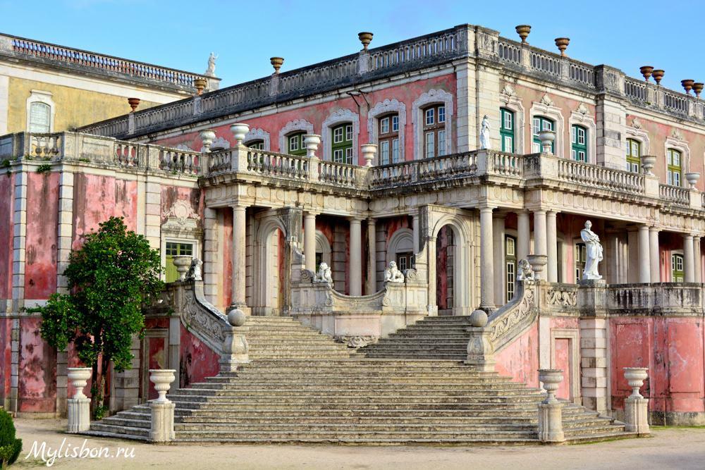 Дворец Келуж