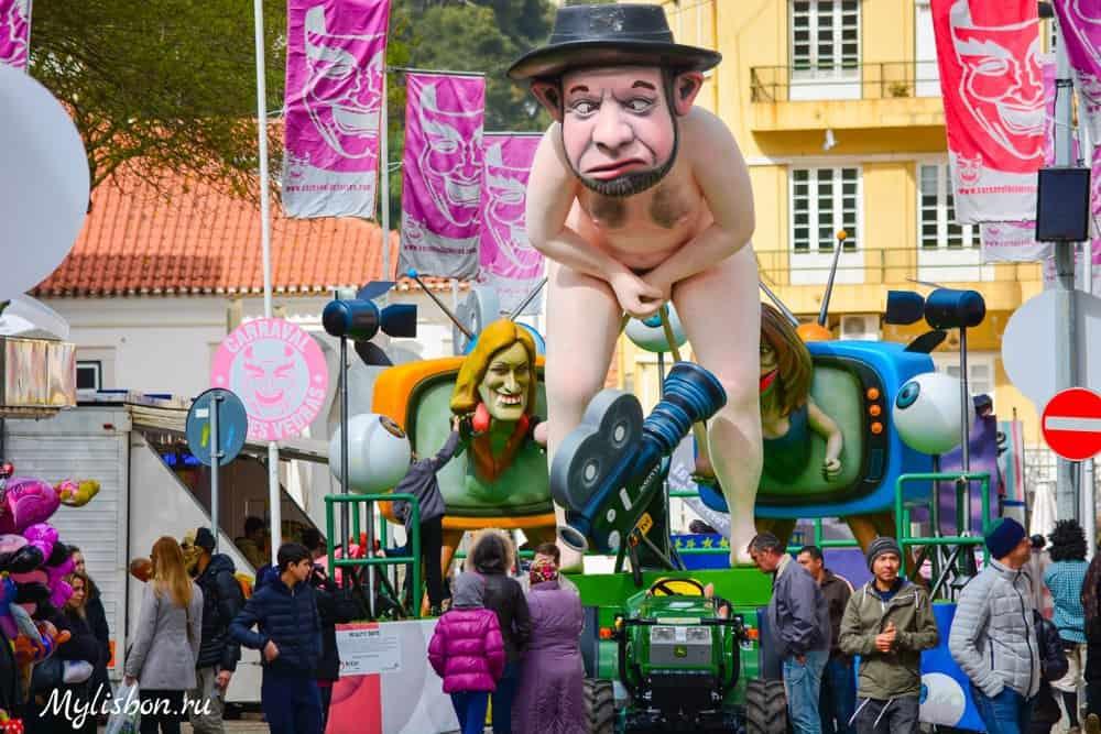 Карнавал в Торреш Ведраш 2014