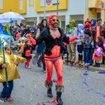 Карнавал в Португалии - Торреш Ведраш 2014