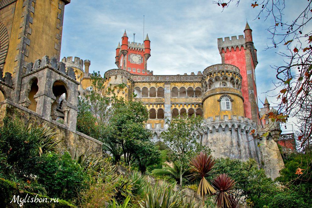 Дворец Пена - Португалия