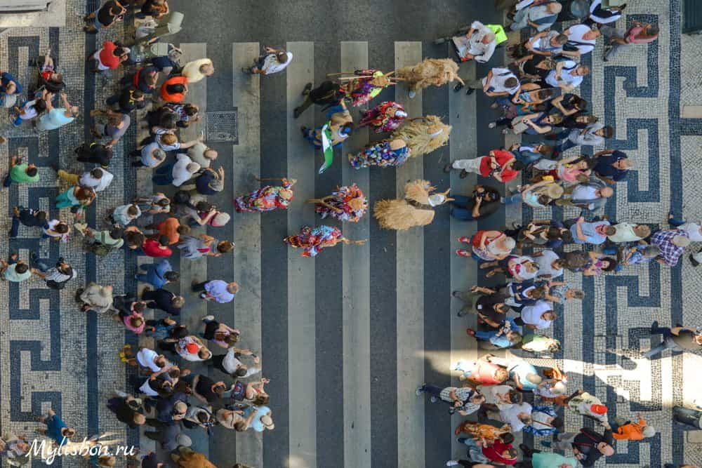 Карнавал в Лиссабоне 2015