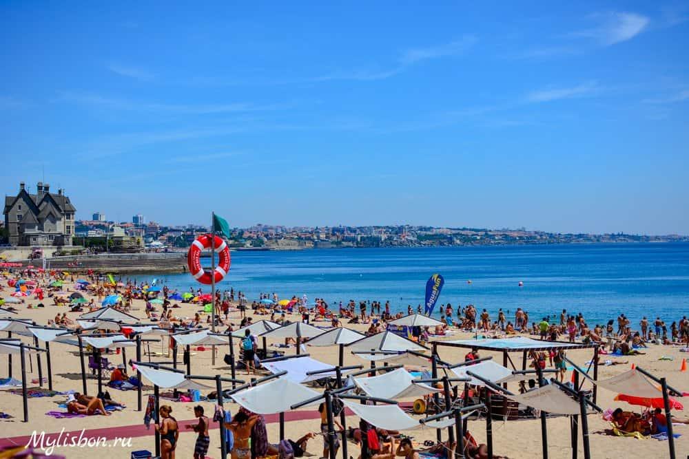 Пляж Консейсау (Praia da Conceição) и Пляж Дукеза (Praia da Duquesa)