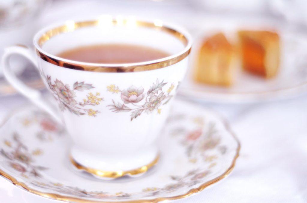 Португальский чай / чай в Португалии