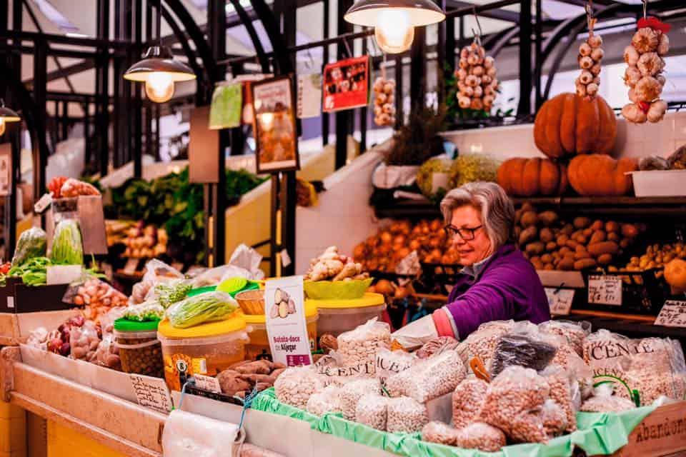 Рынок Кампу де Оурик