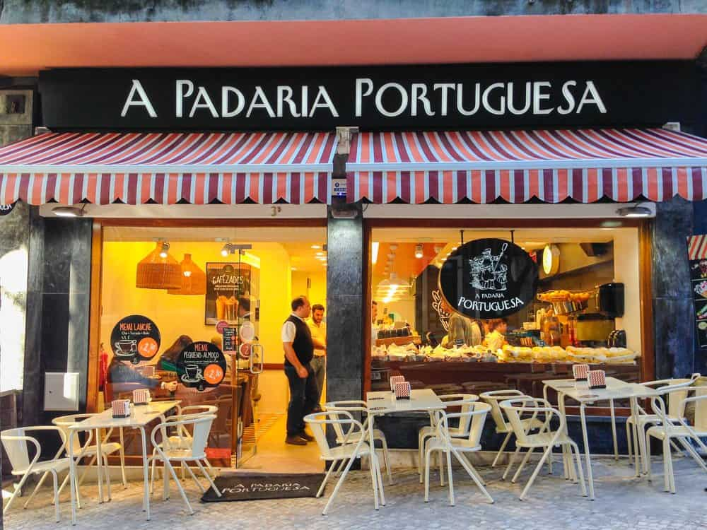 A Padaria Portuguesas