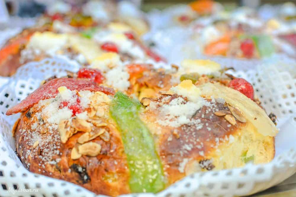 Традиционные рождественские португальские десерты
