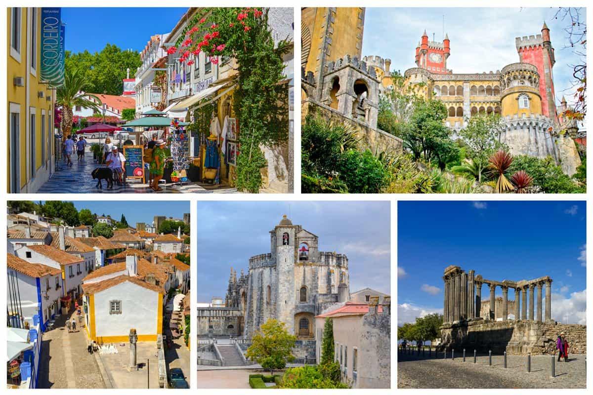 Что посмотреть рядом с Лиссабоном - 5 городов