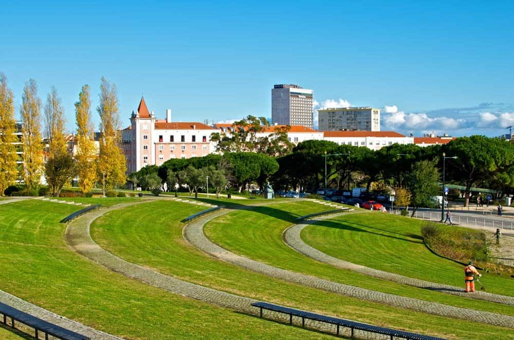Пикник в Лиссабоне
