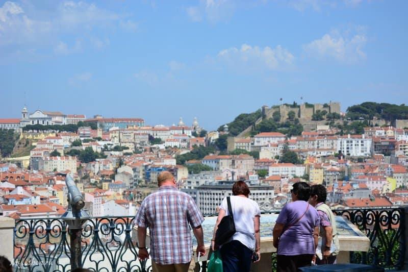 Смотровые площадки Лиссабона