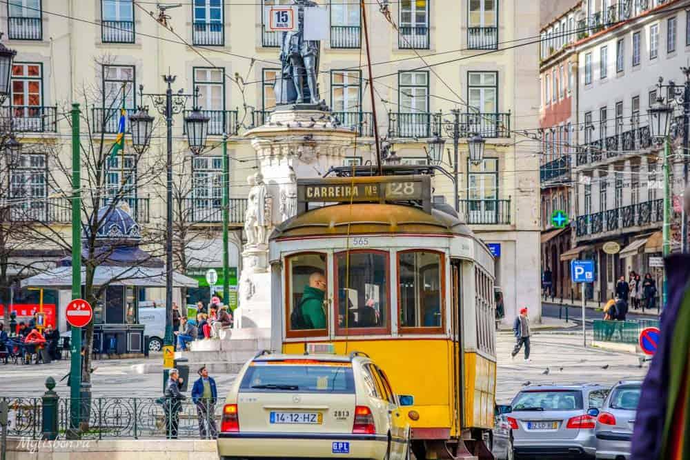 Лиссабон проездной