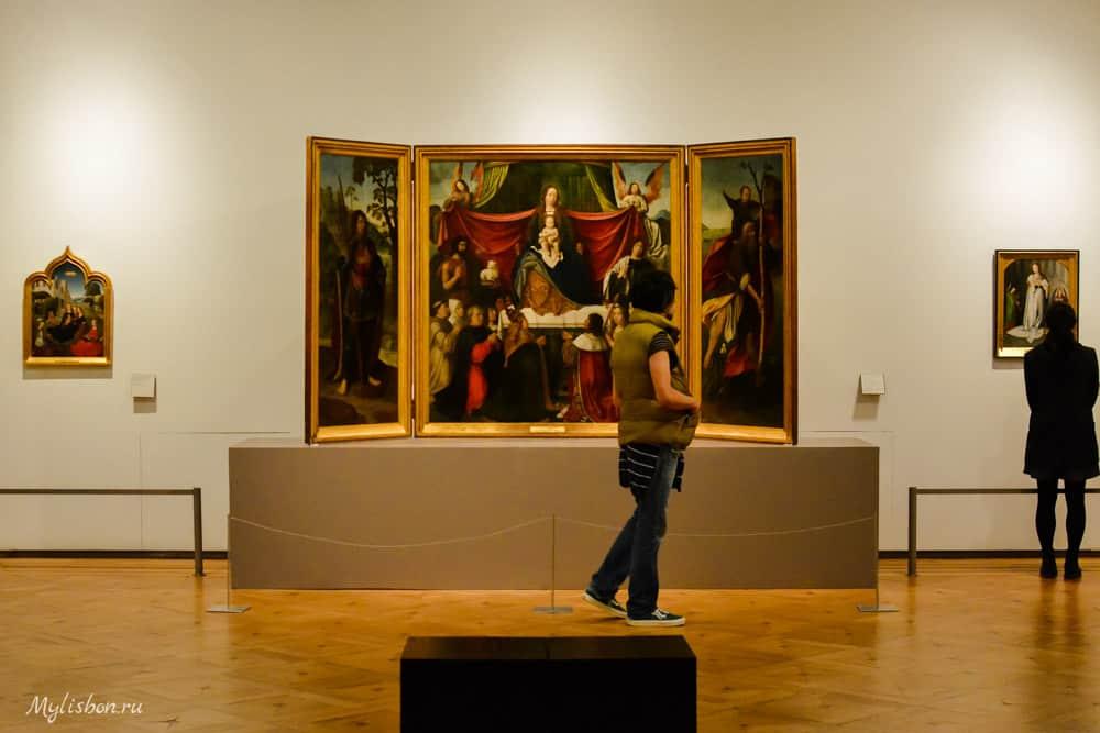 день музеев в Лиссабоне