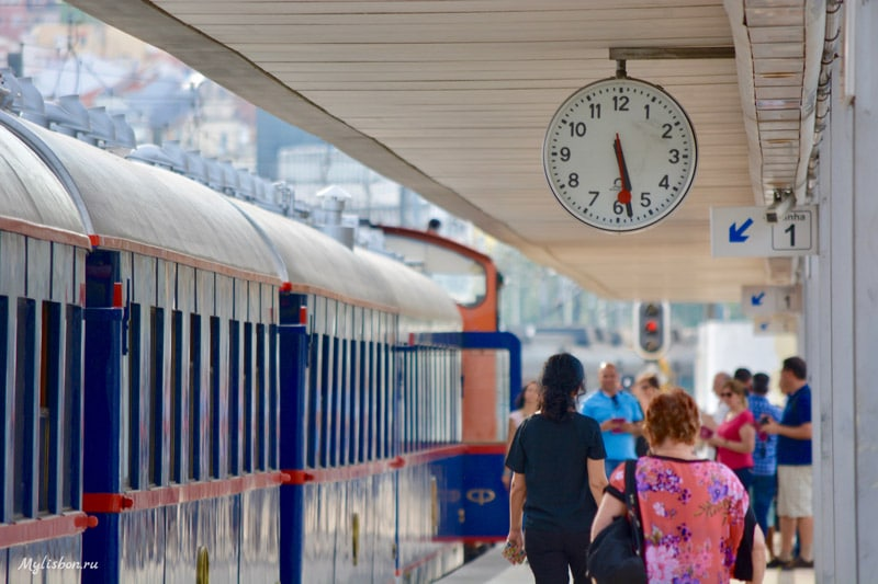 Общественный транспорт Лиссабона