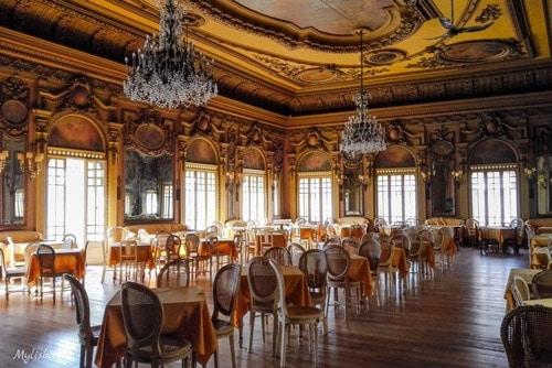 Знаковые рестораны в Лиссабоне