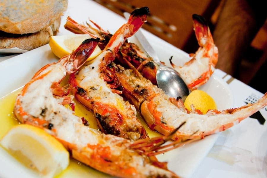 Рестораны Лиссабона - Ramiro