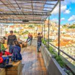 Бары и рестораны с красивым видом в Лиссабоне