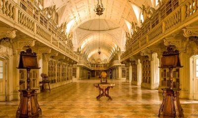 Библиотека Мафра