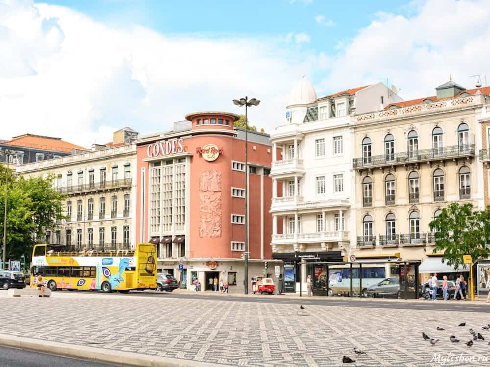 Площадь Рештаурадореш