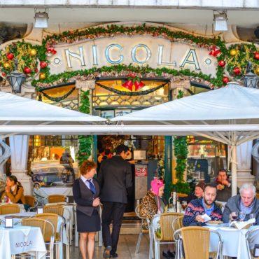 Знаменитые кафе в Лиссабоне