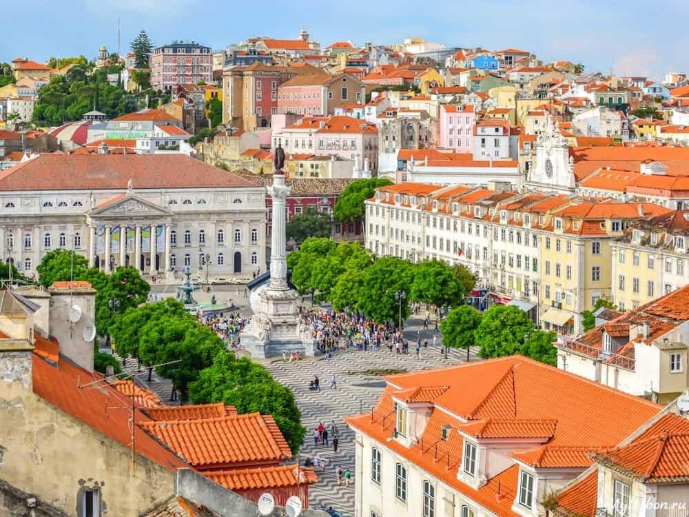 1 день Прилёт в Лиссабон