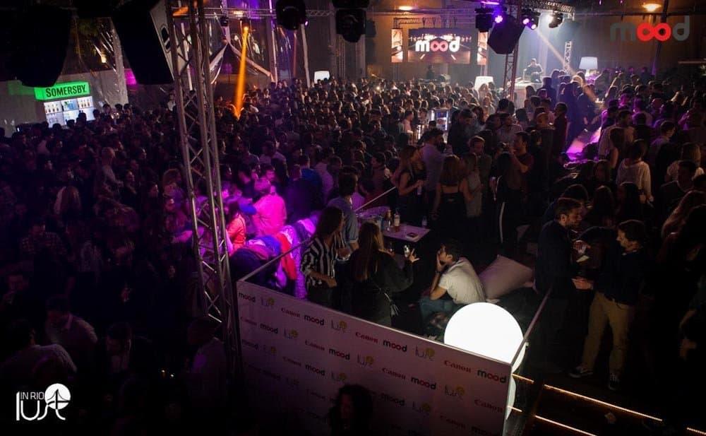Ночные клубы в Лиссабоне Lust in Rio