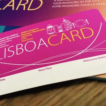 Туристическая карта Lisboa Card (Лишбоа Кард)
