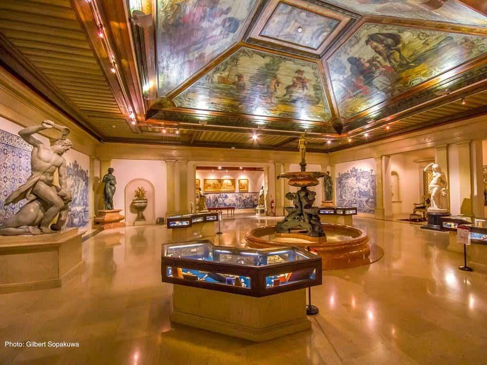 Дом-музей Медейруш и Алмейда