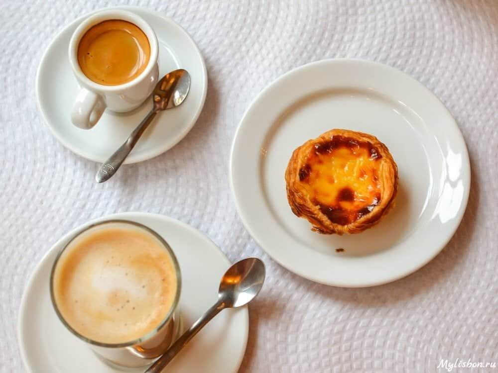Кофе в Португалии