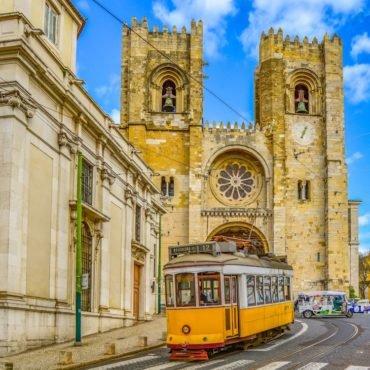 Маршрут по Лиссабону на три дня