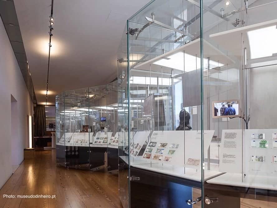 Музей денег в Лиссабоне (Museu do Dinheiro)
