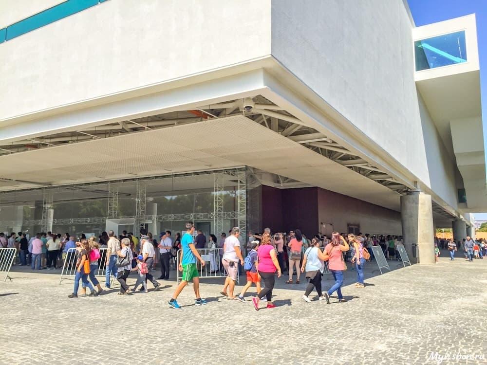 Национальный музей карет - новое здание