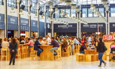 Time Out Market в Лиссабоне